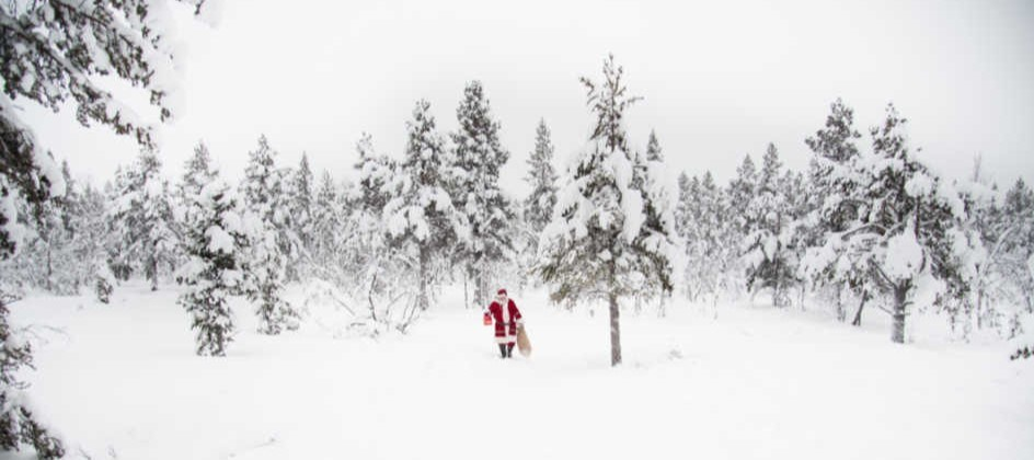 spend christmas in lapland visit the real santa transun