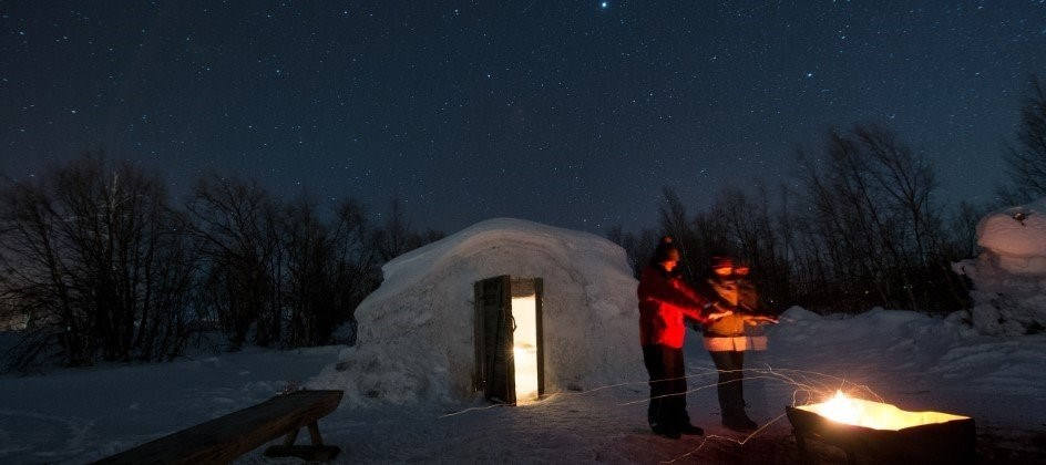 Igloo Holidays in Sweden, Norway & Finland   Transun